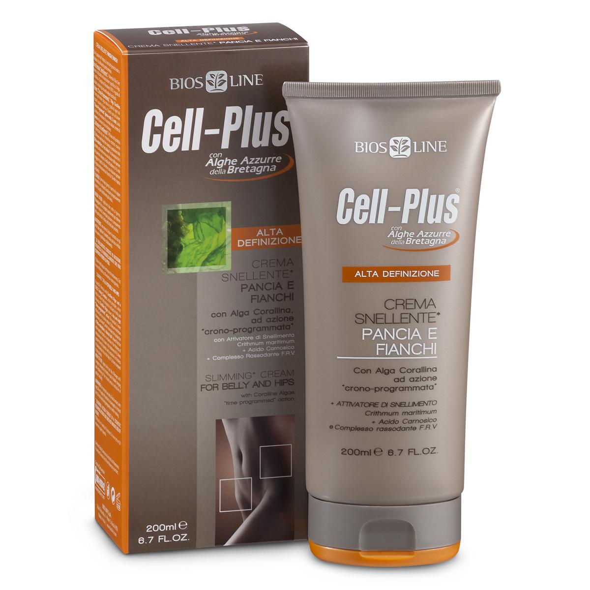 Crema Pancia e Fianchi Cell-Plus