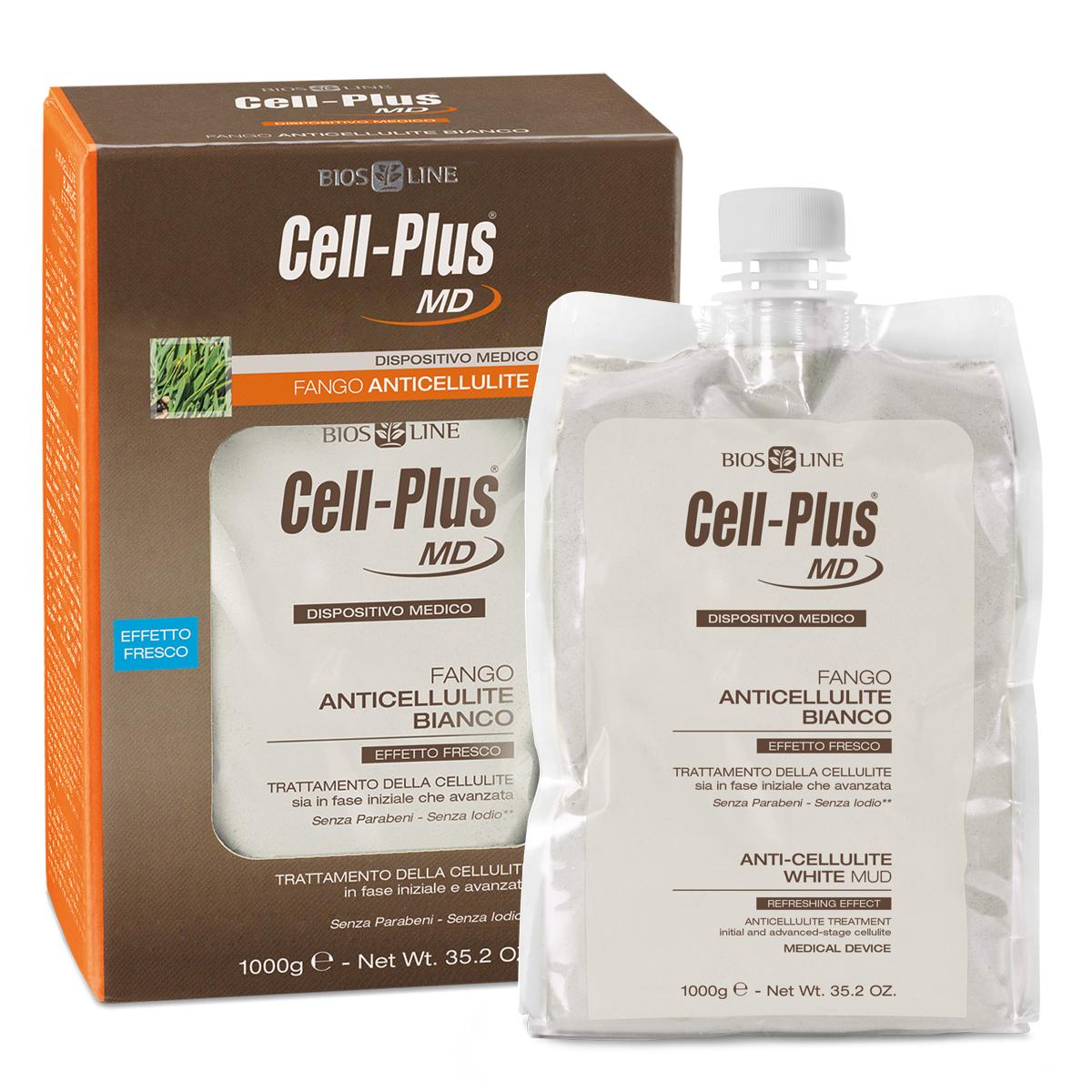 Cell-Plus MD Fango bianco