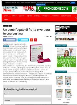 (Italiano) Famacia News