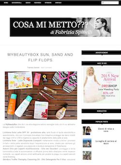 (Italiano) Cosamimetto.net