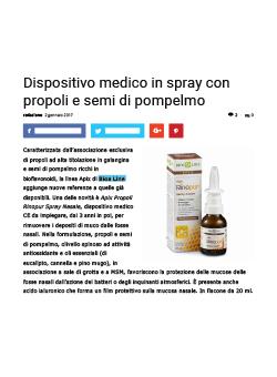 (Italiano) Farmacia News