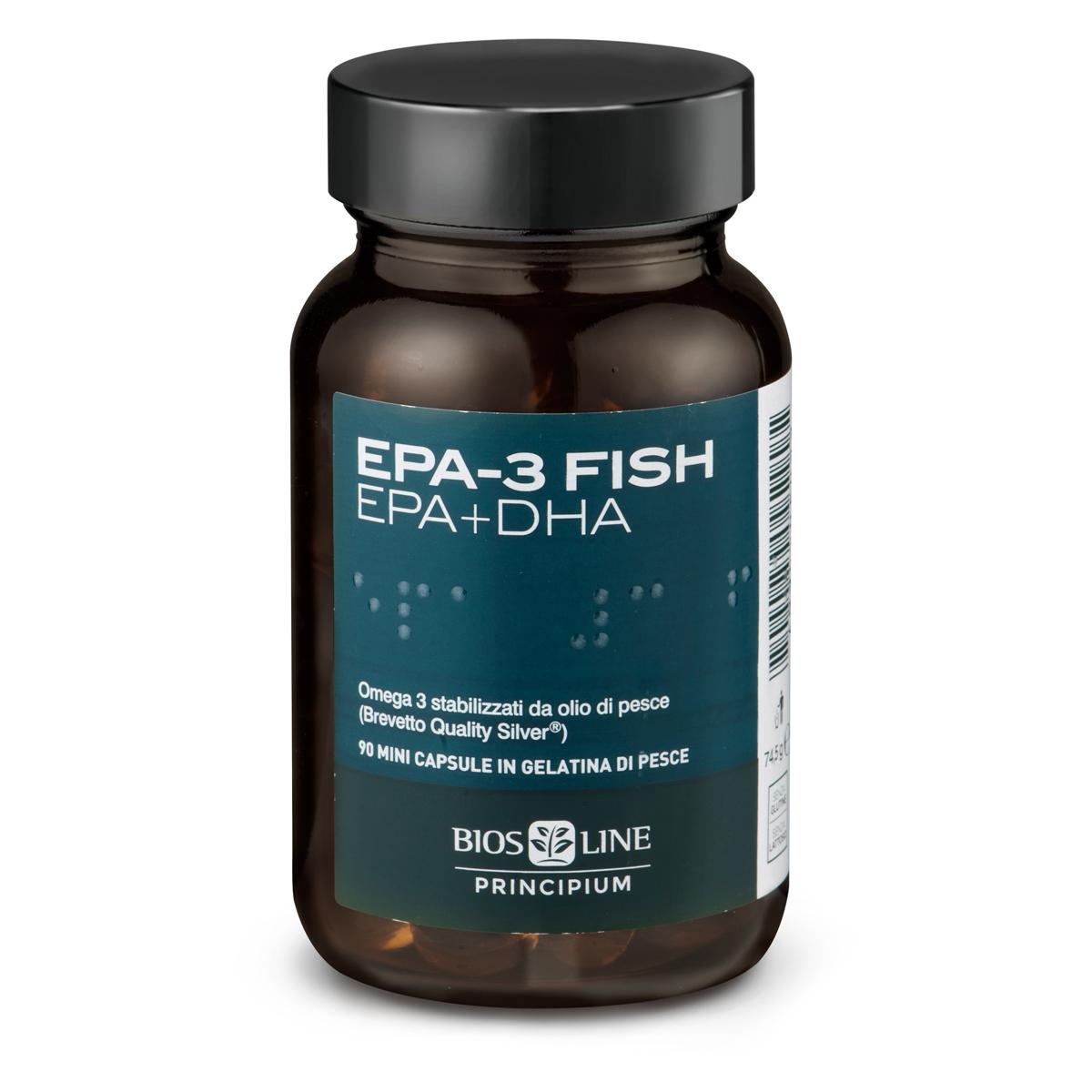 Epa-3 Fish Principium Bios Line