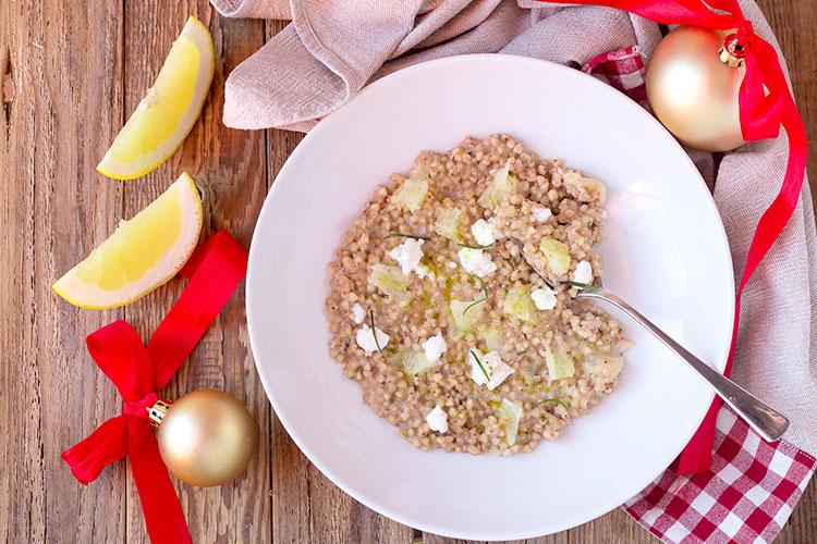ricetta grano saraceno e pompelmo 2