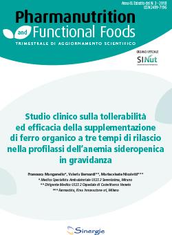 pharmanutricion functional foods