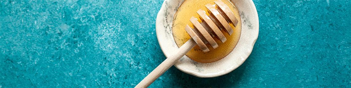 miele per la tosse