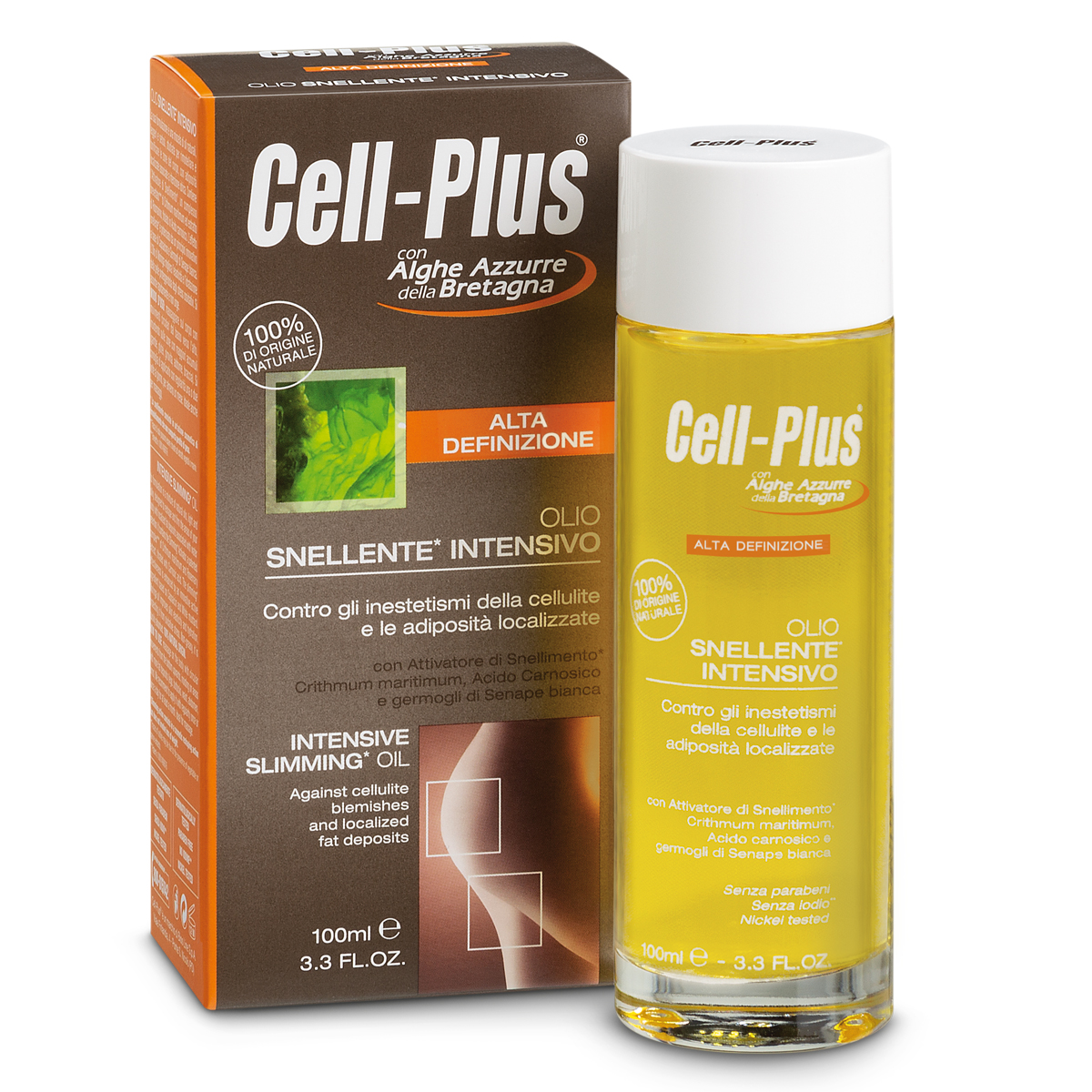 Olio Snellente Cell-Plus