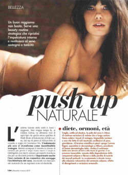 push up naturale
