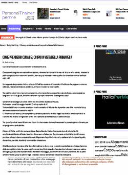 personaltrainer sito