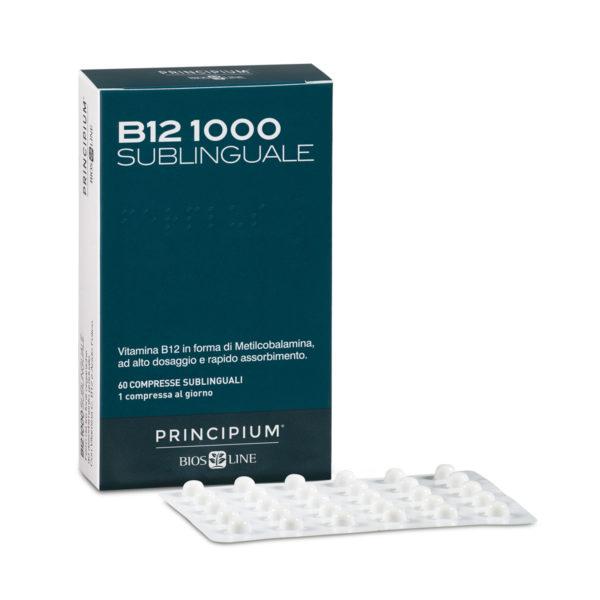 Vitamina B12 Sublinguale Bios Line