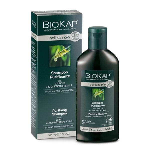 Biokap Bellezza bio Shampoo Purificante