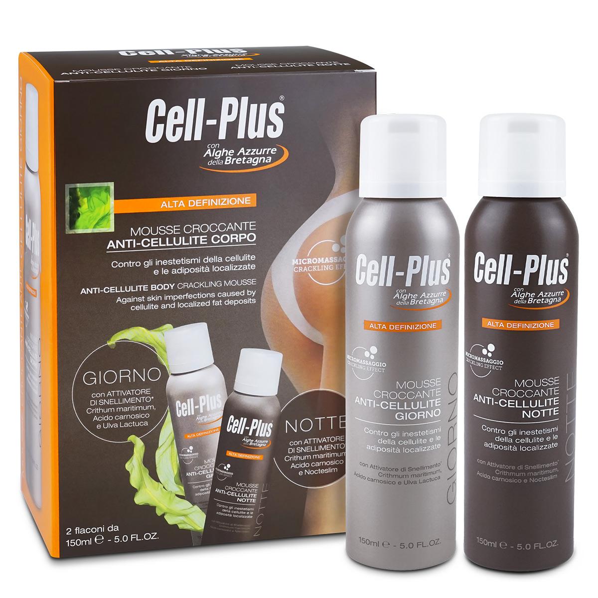 Cell-Plus Mousse Croccante giorno-notte